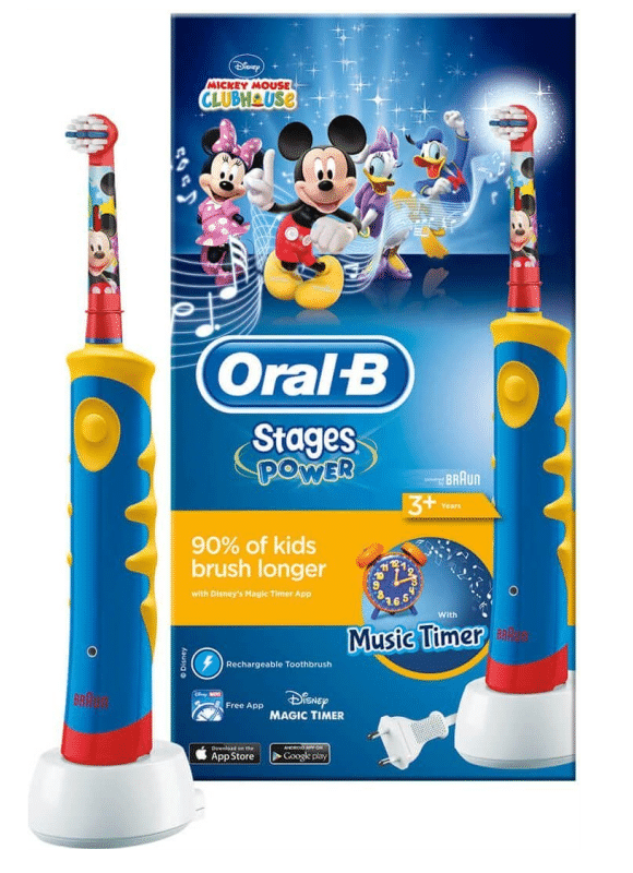 Oral-B Stages Power