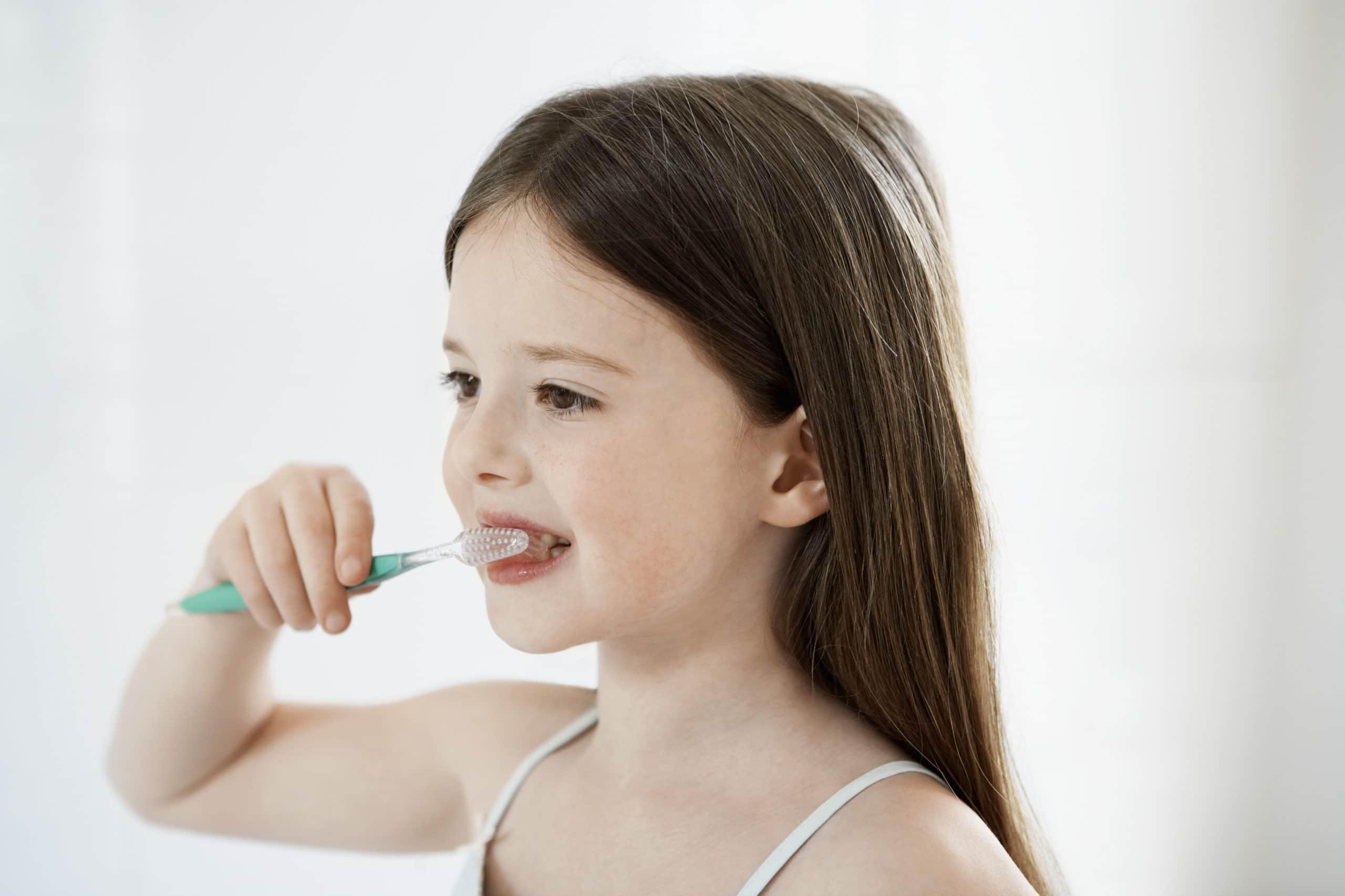 higiena jamy ustnej 3latka